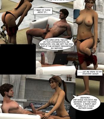 Negotiation comic porn sex 013