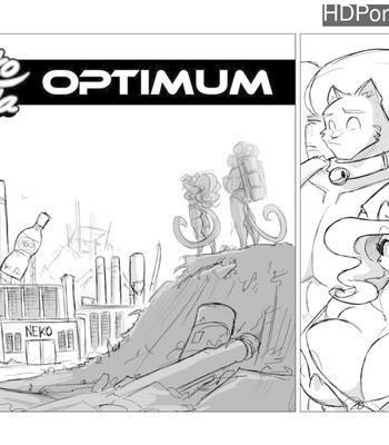 Porn Comics - Neko Cola Optimum