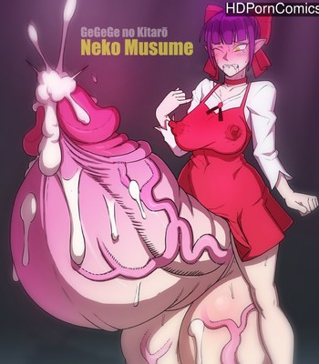 Neko Musume comic porn sex 001