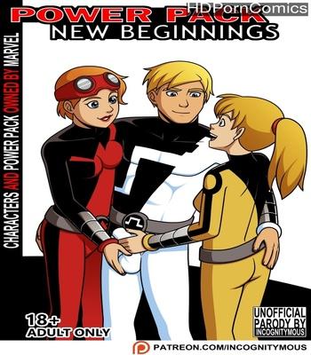 New Beginnings comic porn thumbnail 001