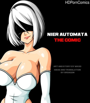 Porn Comics - Nier Automata – The Comic