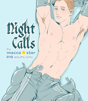 Porn Comics - Night Calls 1