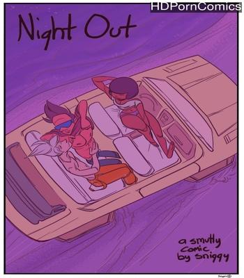 Porn Comics - Night Out
