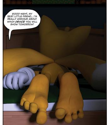 Night Shift comic porn sex 006
