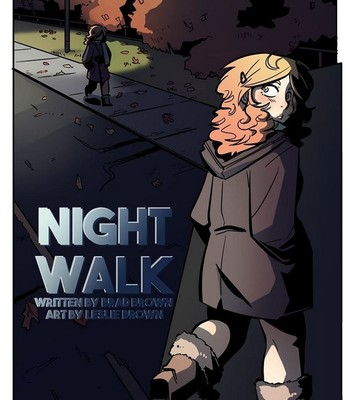 Porn Comics - Night Walk