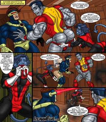 Nightcrawler 2 free sex comic
