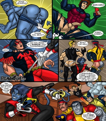Nightcrawler 4 free sex comic