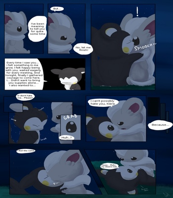 Nighttime-Delivery 3 free sex comic