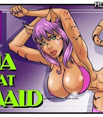 Porn Comics - Ninja Cat Maid 1