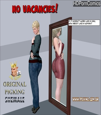 Porn Comics - No Vacancies