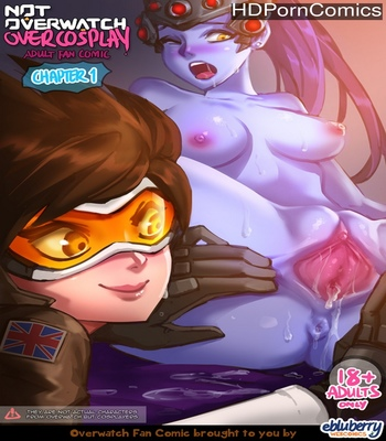 Porn Comics - Not Overwatch Overcosplay