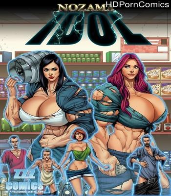 Porn Comics - Nozama Idol 1