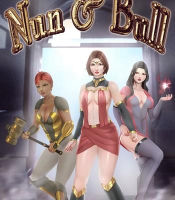 Porn Comics - Nun & Bull