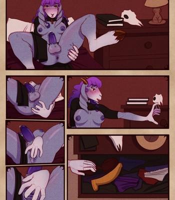 Offering comic porn sex 009