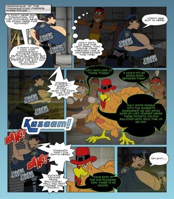 Officer Juggs 1 comic porn sex 004