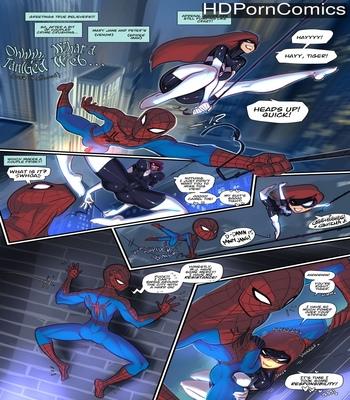 Porn Comics - Ohhhh, What A Tangled Web