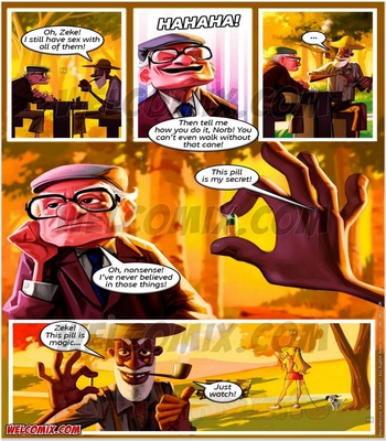 Old-Geezers-Of-The-Park-1-The-Magic-Pill 3 free sex comic