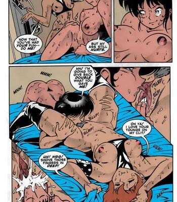 One Dirty Night comic porn sex 015