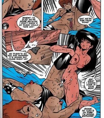 One Dirty Night comic porn sex 018