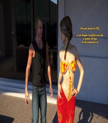 One-Hot-Summer 5 free sex comic
