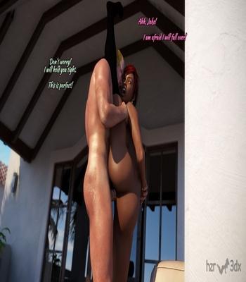 One-Hot-Summer 48 free sex comic