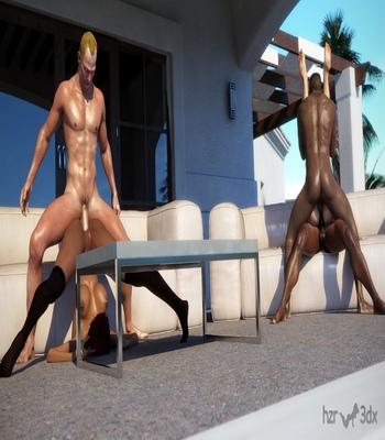 One-Hot-Summer 156 free sex comic