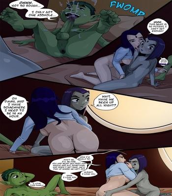 One Night In Azarath comic porn sex 013