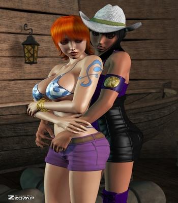 One Piece XXX Adventures comic porn sex 002