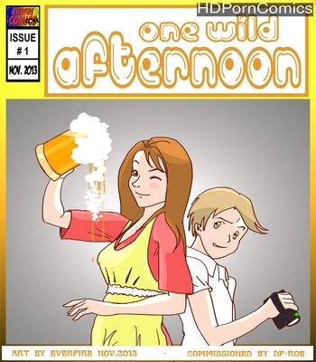 Porn Comics - One Wild Afternoon