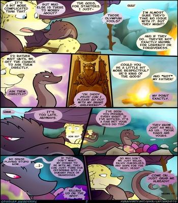 Ophidian-Awakening 2 free sex comic