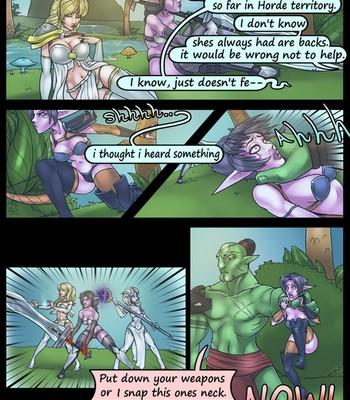 Porn Comics - Orc Lord
