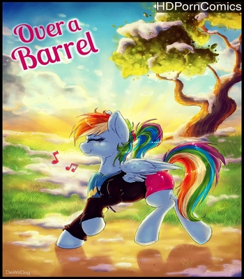 Over-A-Barrel 1 free porn comics
