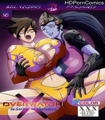 Porn Comics - Overwatch X 1 – The Secret Of Widowmaker