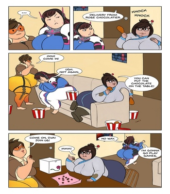Overweight Watch comic porn sex 009