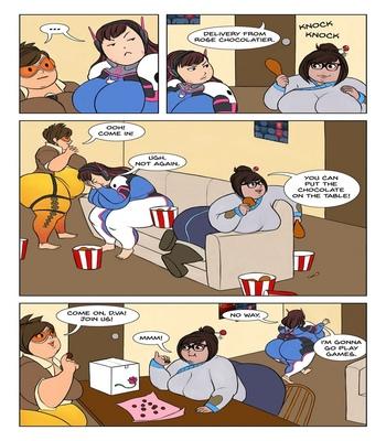 Overweight-Watch 9 free sex comic
