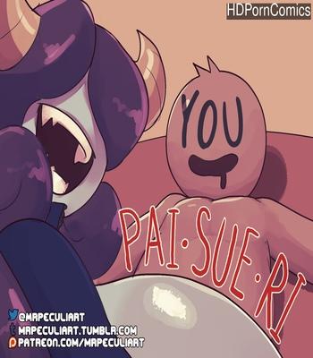 Porn Comics - Pai-Sue-Ri – A Squishy Night Out
