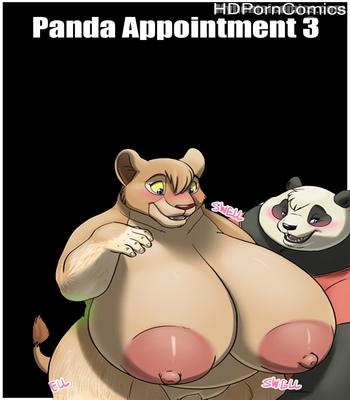 Porn Comics - Panda Appointment 3