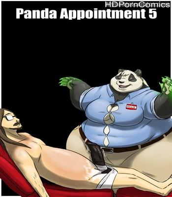 Porn Comics - Panda Appointment 5