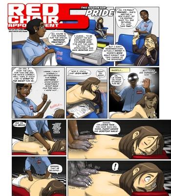 Panda Appointment 5 comic porn sex 002