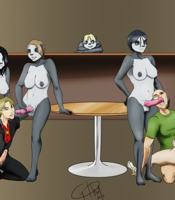 Panda-Emic comic porn sex 005
