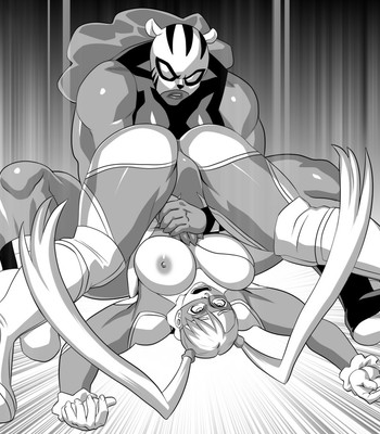 Pantha Vs Rainbow Mika comic porn sex 006