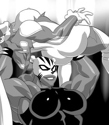 Pantha Vs Rainbow Mika comic porn sex 015