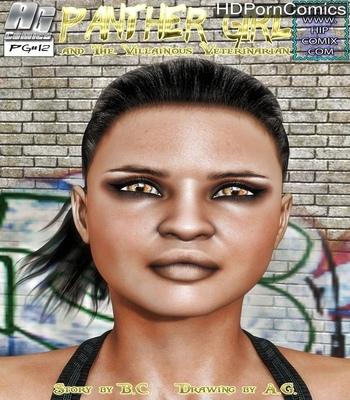 Porn Comics - Panther Girl 12