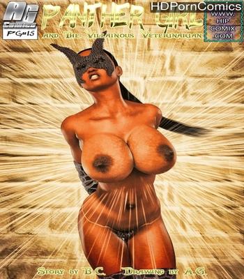Porn Comics - Panther Girl 15