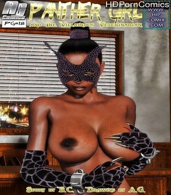 Porn Comics - Panther Girl 18