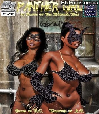 Porn Comics - Panther Girl 19