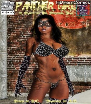Porn Comics - Panther Girl 20
