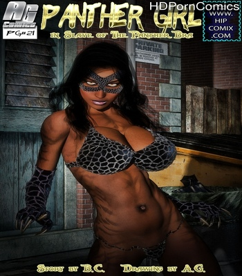 Porn Comics - Panther Girl 21