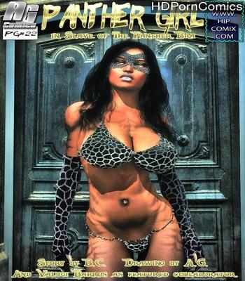 Porn Comics - Panther Girl 22