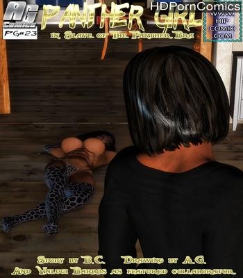 Porn Comics - Panther Girl 23